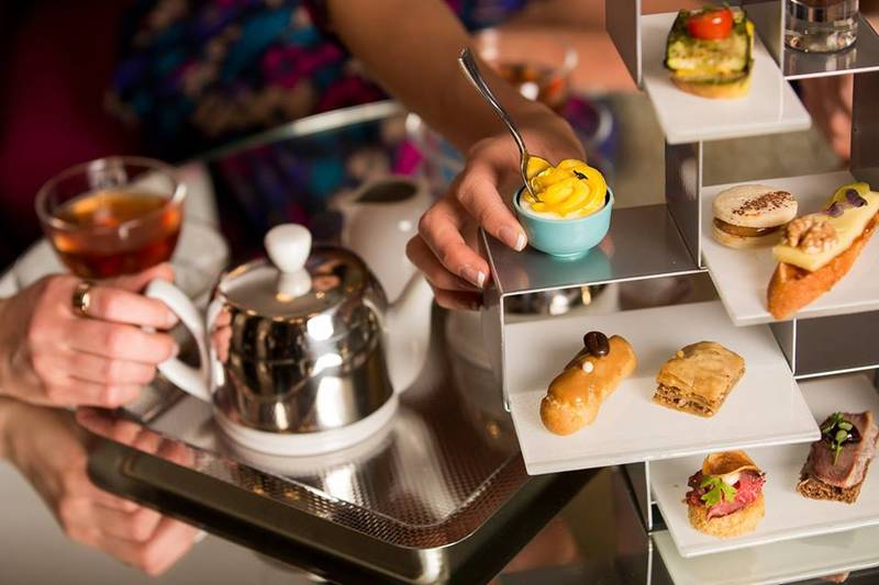 Weekend Planner: Modern Tea, Empanada Day, Dove's New Menus