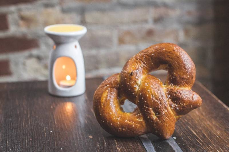 Weekday Planner: Pretzel Week at Public House, Chez Moi Partners With Read It & Eat, and Draft Viewing Party at Sweetwater