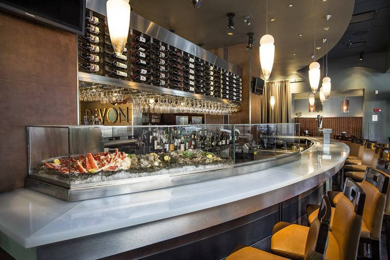 Devon Seafood Grill Ups the Nautical Ante