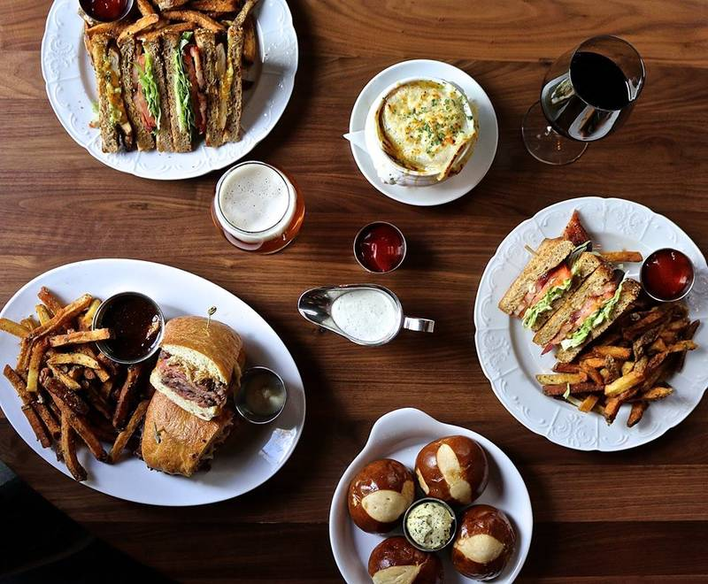 Chicago's Best Steakhouse Sandwiches For National Sandwich Month