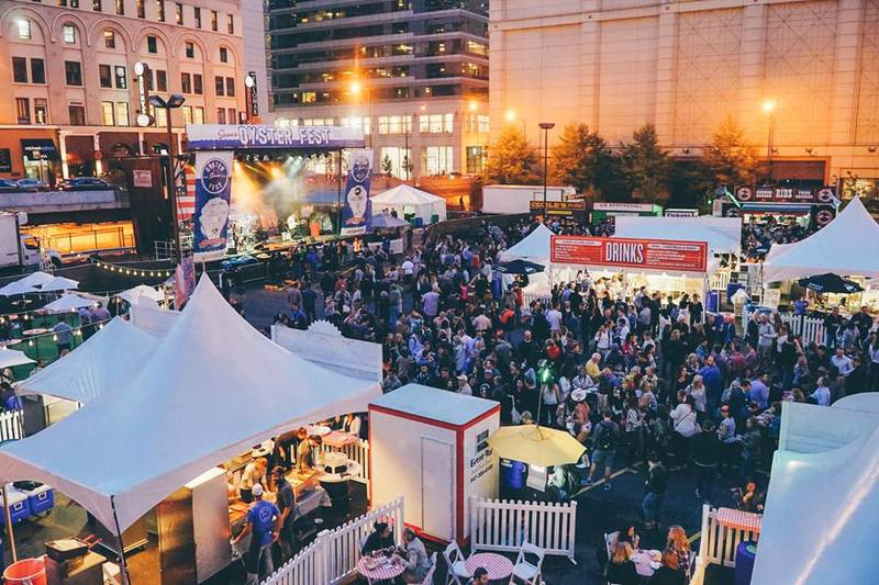 The Seafood Celebration of the Year Takes Place September 30