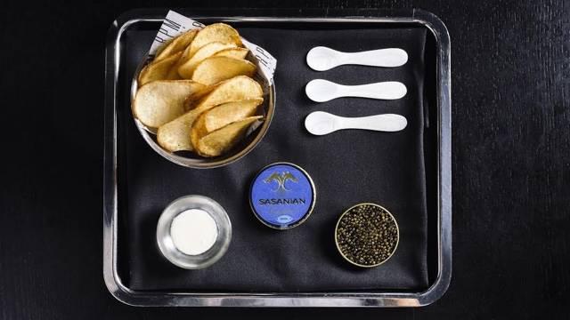 Caviar Takes the Spotlight at RPM Steak