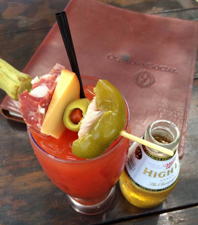 Weekly Planner: 99-Ingredient Bloody Mary Bar, Fall Cocktail Classes, Weekday Breakfast and More
