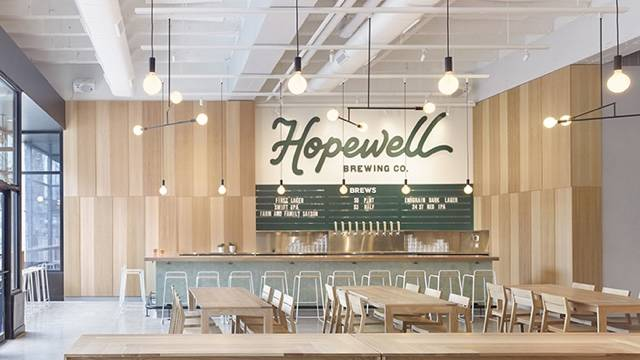 Weekly Planner: Hopewell's First Taproom Dinner, Little Goat's Omakase, Christmas in Alsace and More
