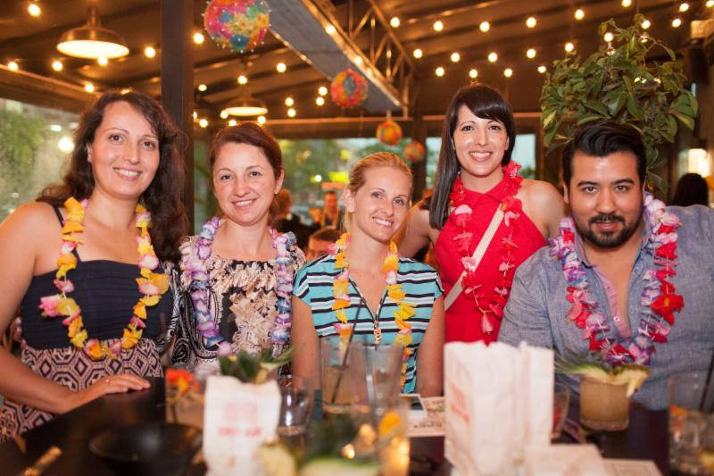 Weekly Planner: Nana's Anniversary, Luau Dinner, NAHA at Eataly and More
