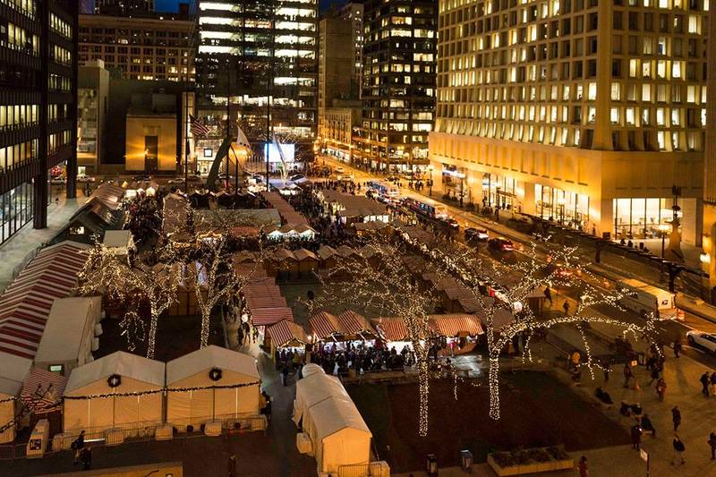 Dining Chicago Makes The Most of Christkindlmarket