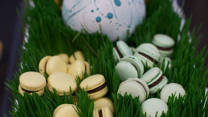 Easter Dining Guide 2018