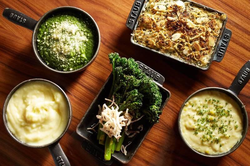 Best Veggies at Chicago's Best Steakhouses