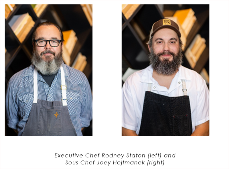 ABOUT LAST KNIFE INTRODUCES NEW CULINARY TEAM  AND MENU