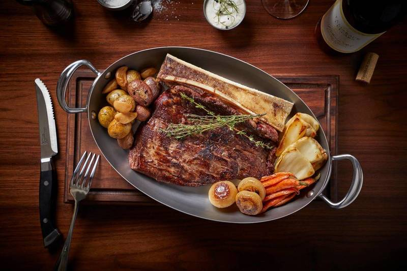 Celebrate New Year's Eve in Chicago with Steak