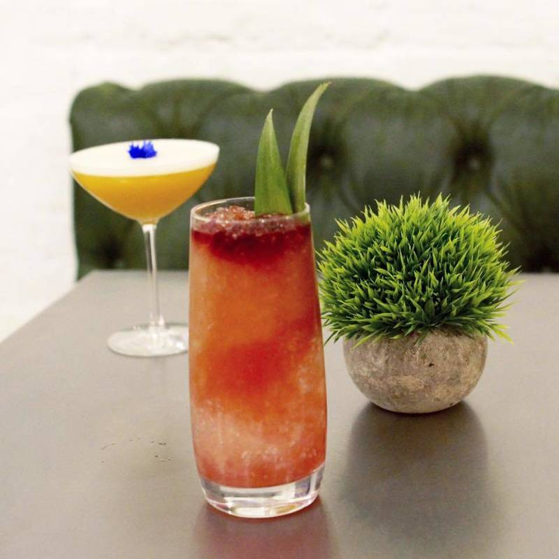 Keep Your New Year's Resolutions with Spirit-Free Cocktails