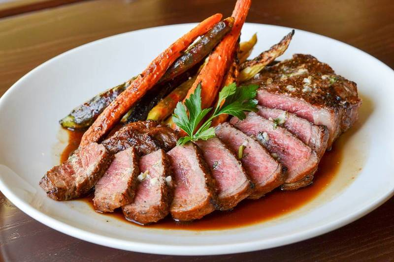 Best Steakhouses in Chicago's Western Suburbs
